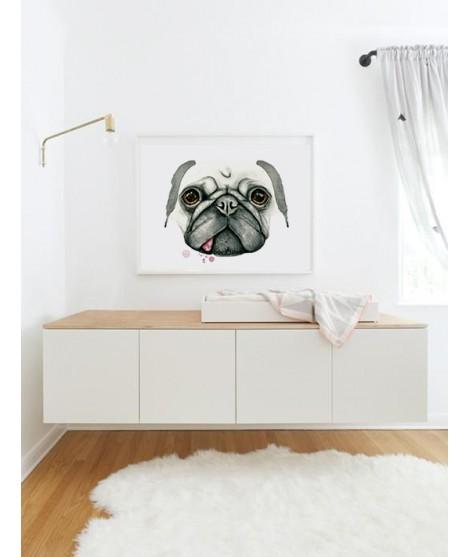 Cuadro DOG CARLO