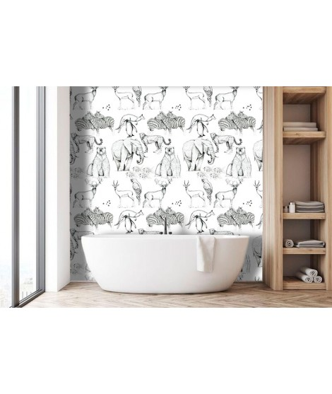 Papel pintado ANIMALS I