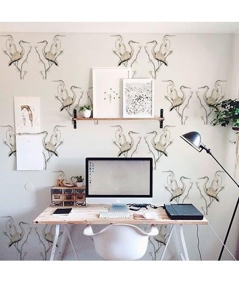 GARZAS I Wallpaper