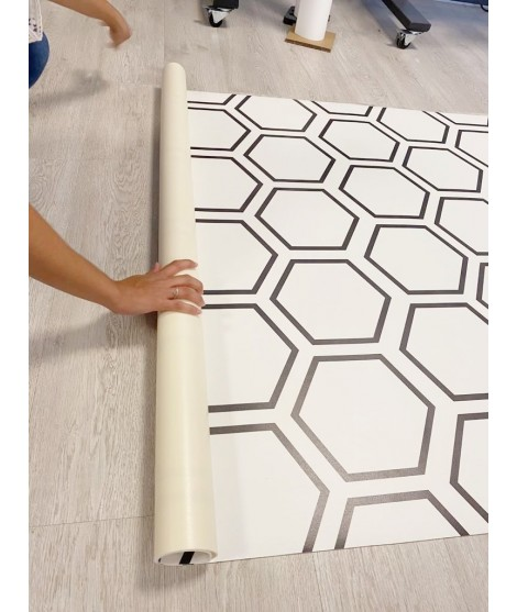 Carpet IMAGINE HEXÁGONOS