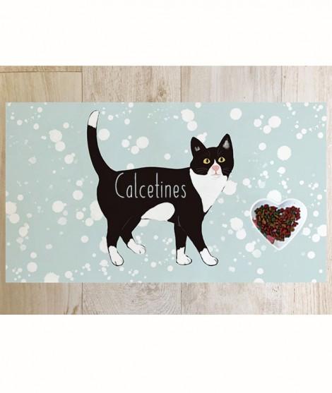 Cat I MANTEL-TAPETE MASCOTAS