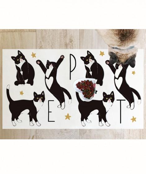 Cat VI MANTEL-TAPETE MASCOTAS