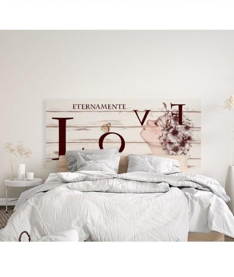 LOVE Testiera