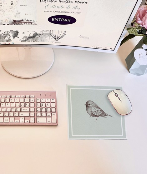 Alfombrilla ratón YO V