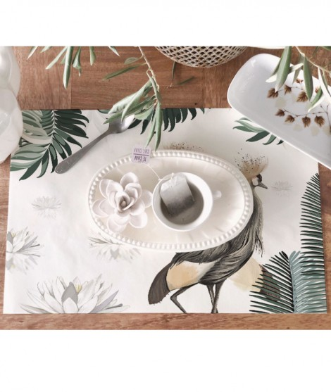 Individual Placemat AVE DEL PARAÍSO I