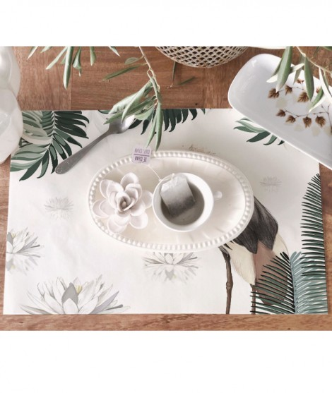 copy of Individual Placemat AVE DEL PARAÍSO I