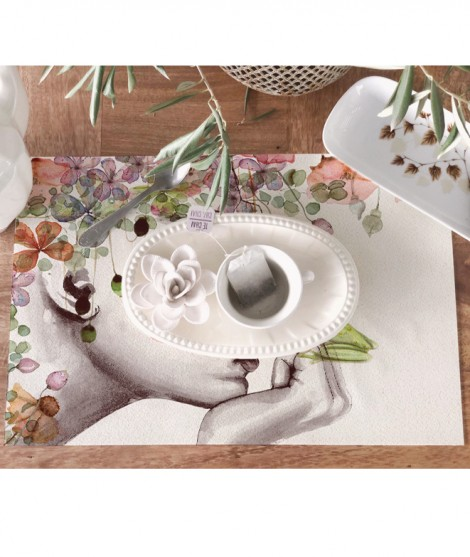 """Individual Placemat """"Love Tale"""""""