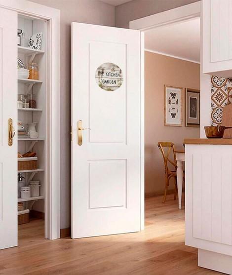Home's Door Plates THE KITCHEN GARDEN