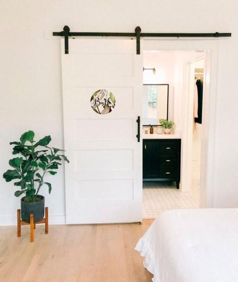 Home's Door Plates PENDIENTES DE LA REINA