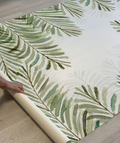 Carpet HOJAS PALMERA