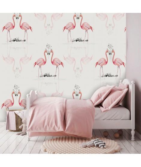 FLAMENCOS Wallpaper